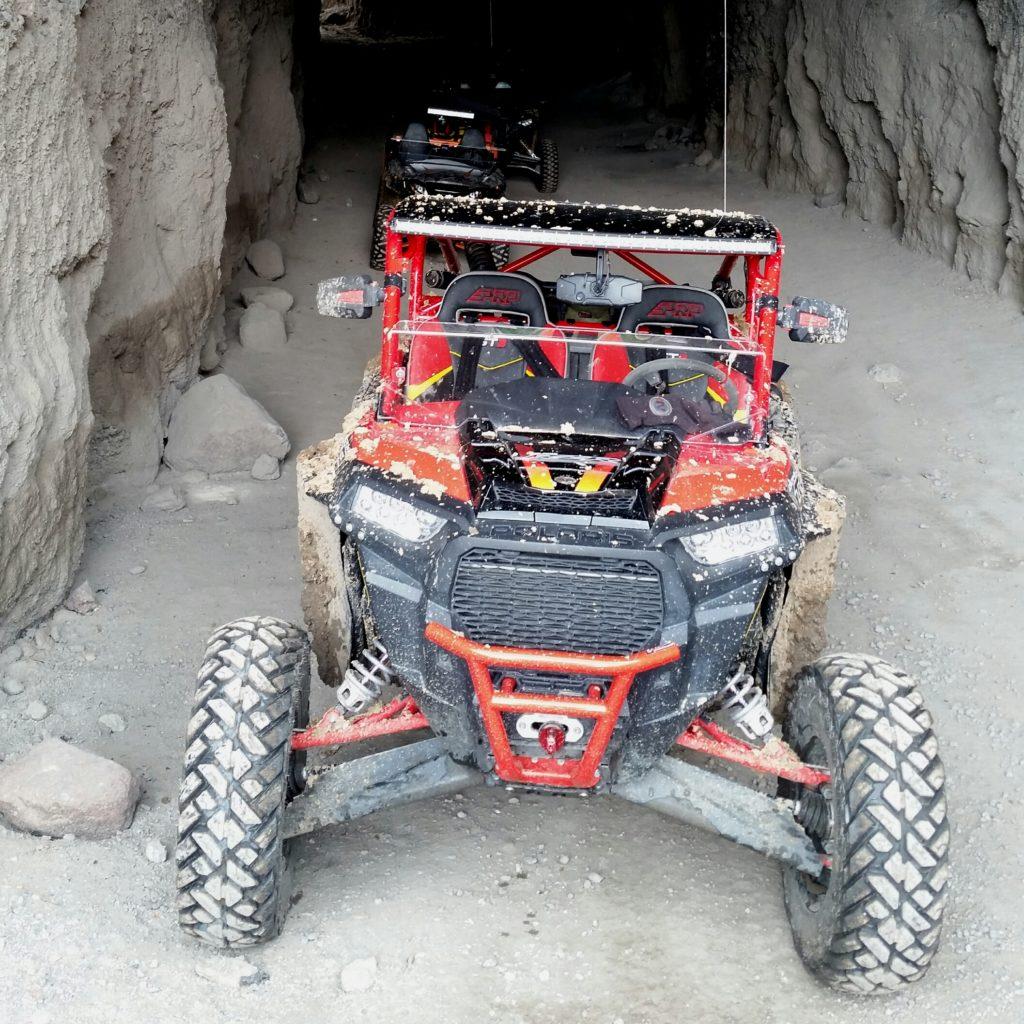 Muddy Eureka UTV Ride