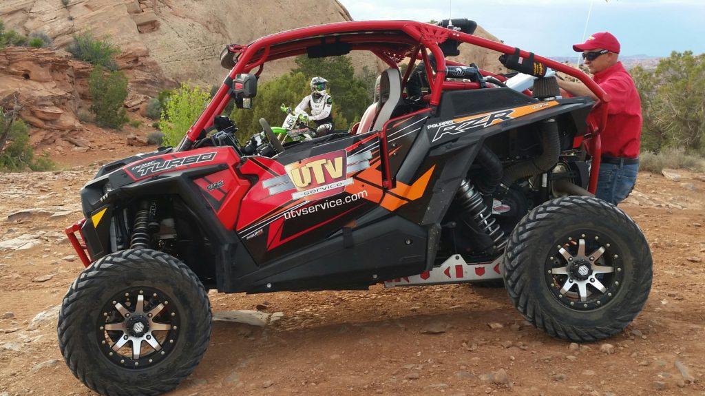 UTV Serivce In Moab, Utah
