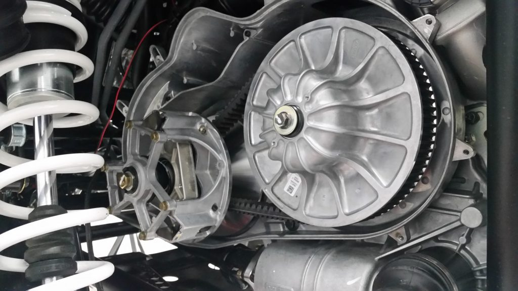 Polaris XPT Turbo Clutch