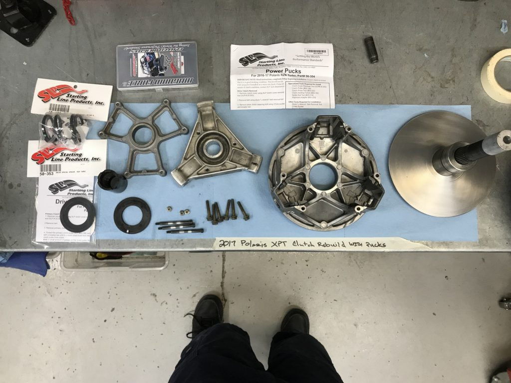 Polaris Clutch Kit