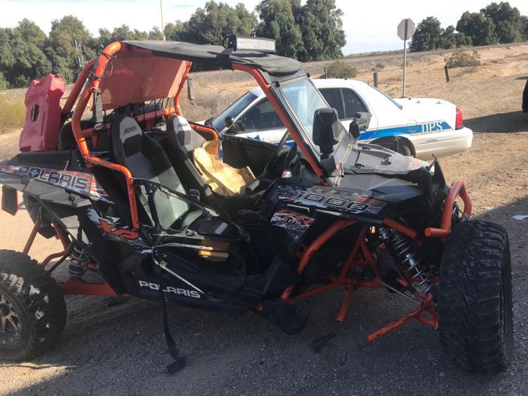 UTV Crash