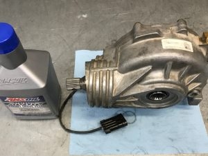Polaris XP1000 Front Differential