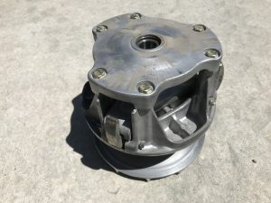 Chinese Imitation of Polaris Clutch
