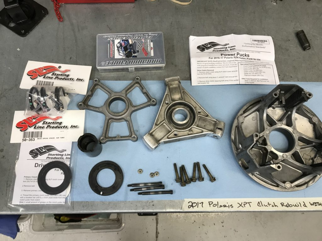Polaris Turbo Clutch Kit